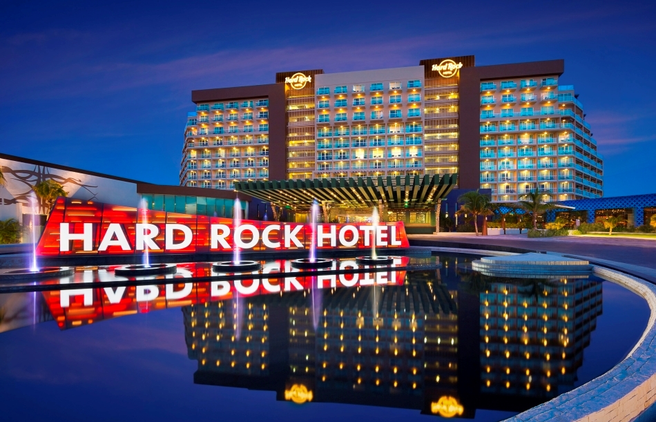 Hard Rock All Inclusive Cancun