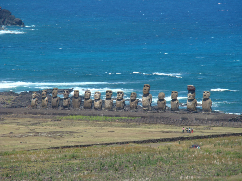 Ilha de Pascoa 1